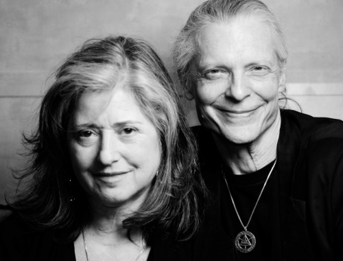 Alex Grey and Allyson Grey